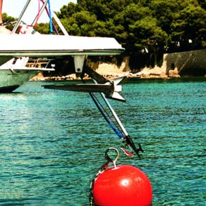 Mooring Buoy & Retrieving Hook