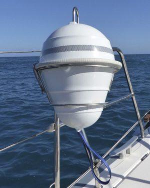 Self-Adjusting Anchor Buoy