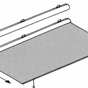 RollTop simple roll out system