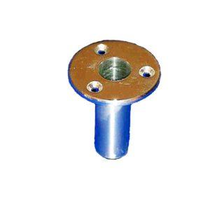 Deck socket for Gangway