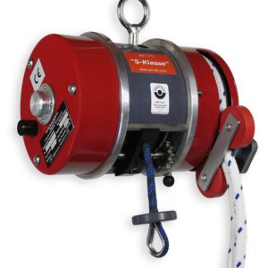 Personal Winch S Klasse with Dyneema Line