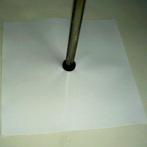 Planenabdeckung für Möwenschutz Standard