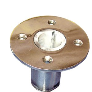 Deck Socket Inside Mounting for Scarecrow Standard